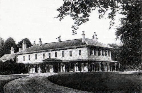 Beech House as RAF Officers Mess